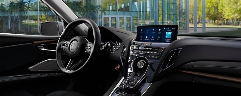 2019 Acura RDX Interior Dashboard Features
