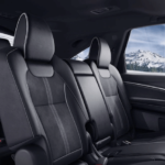2019 Acura MDX seating configuration