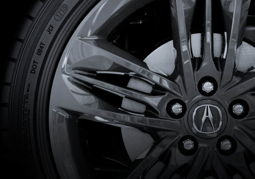 acura rdx wheel with rims