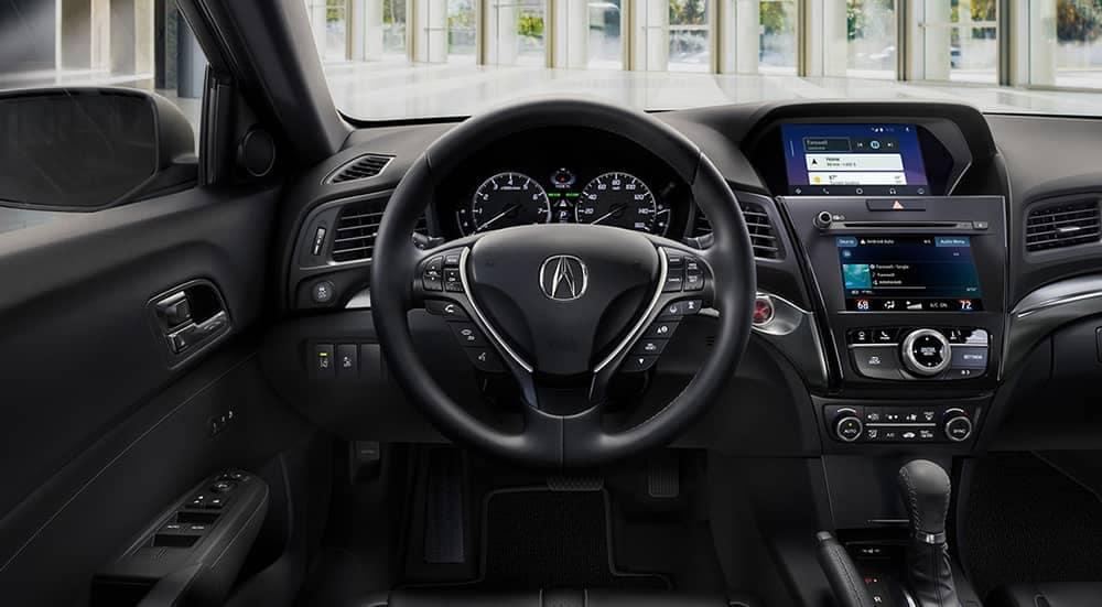 2020 Acura ILX Dash