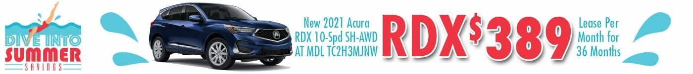 Acura RDX June 21 INV