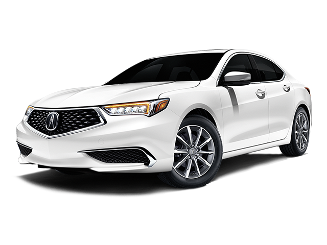 2018 Acura TLX Special APR Offer