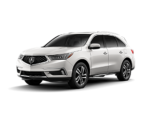 2017 Acura MDX Special APR Offer