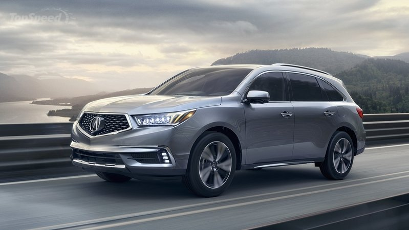 The Commanding 2017 Acura MDX | Acura of Rochester