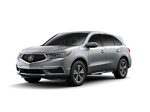 $399 per month 2017 Acura MDX 9 Speed Automatic SH-AWD Lease