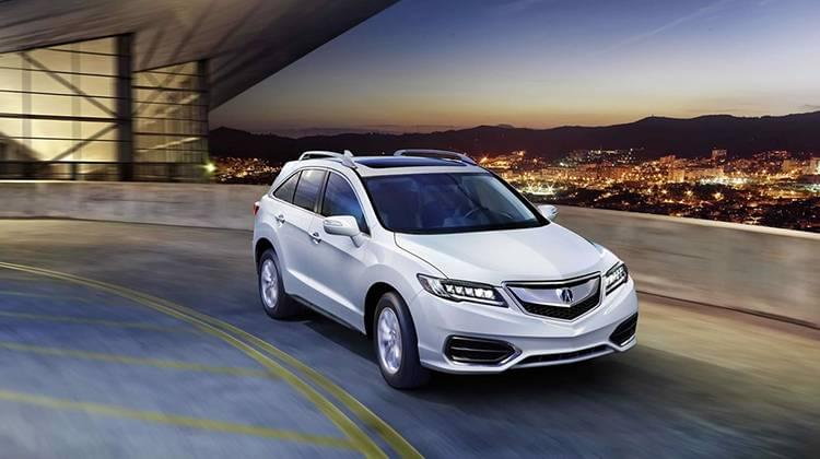 The Luxurious 2017 RDX - Garber Acura of Rochester