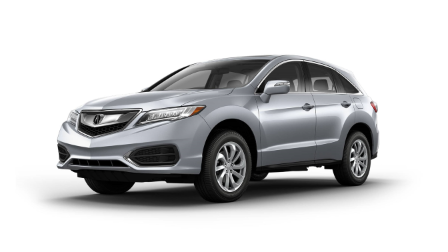 $309 per month 2018 RDX 6 Speed Automatic AWD Lease