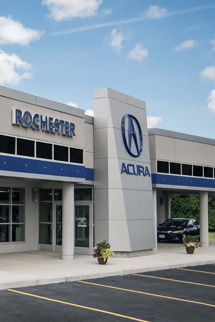 Acura Dealership Mn >> Acura Of Rochester Find Your New Acura Luxury Sedan Or Suv Today