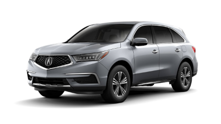 $409 per month 2019 Acura MDX 9 Speed Automatic SH-AWD Lease