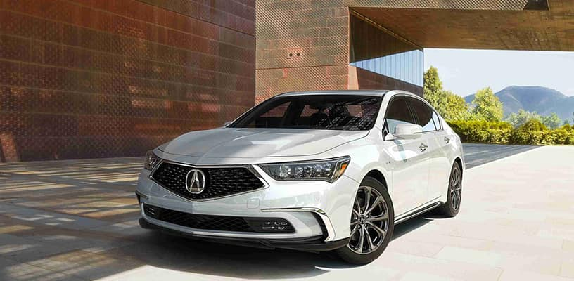 Acura Of Rochester >> The 2018 Acura Rlx Now Available Acura Of Rochester
