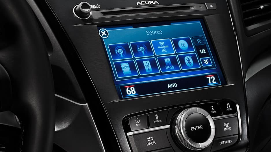 Technology Features of the New Acura ILX at Garber in Rochester, NY