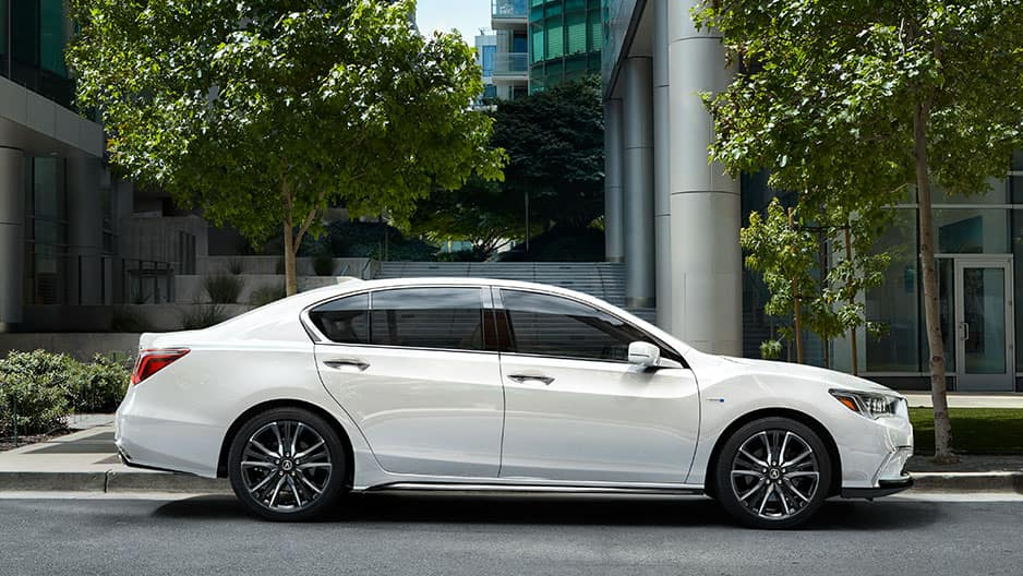 Exterior Features of the New Acura RLX at Garber in Rochester, NY
