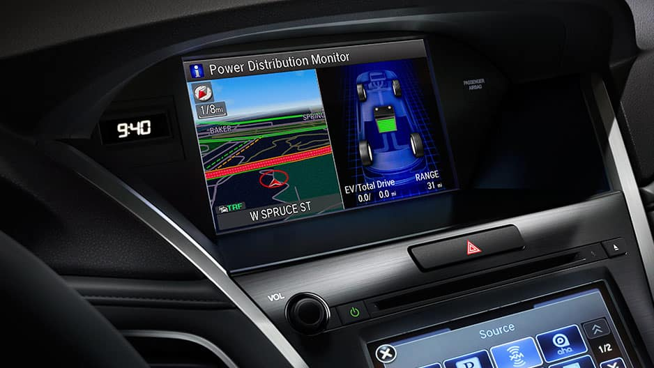 Safety Features of the New Acura RLX at Garber in Rochester, NY