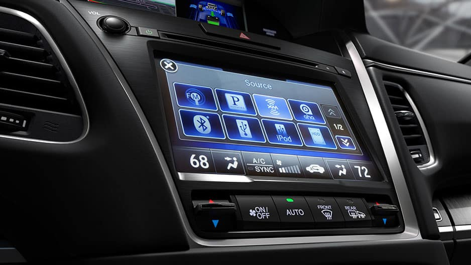 Technology Features of the New Acura RLX at Garber in Rochester, NY