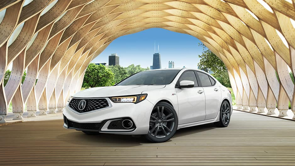 Exterior Features of the New Acura TLX at Garber in Rochester, NY