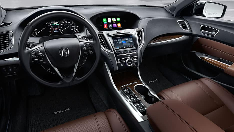 Interior Features of the New Acura TLX at Garber in Rochester, NY