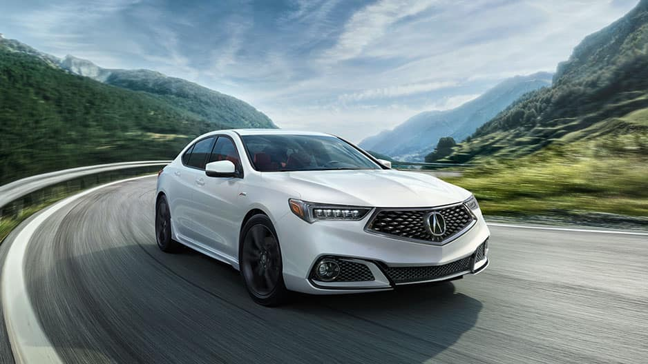 Performance Features of the New Acura TLX at Garber in Rochester, NY