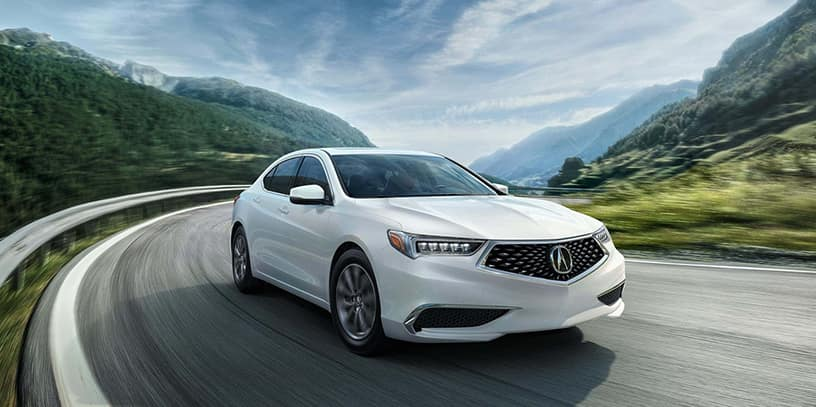 Perform in Luxury in a 2018 Acura TLX - Garber Acura of Rochester