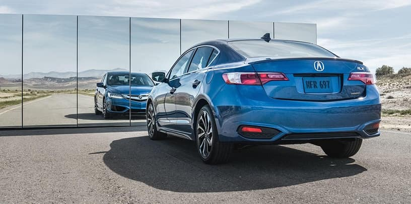 Customize Your 2018 Acura ILX - Garber Acura of Rochester