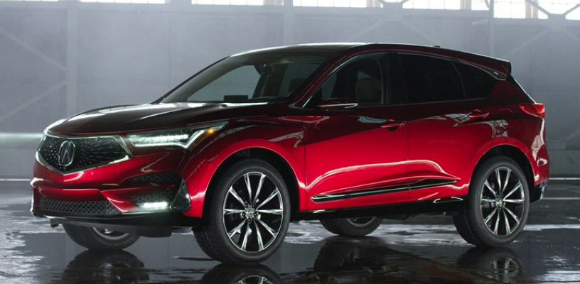 See The Redesigned 2019 Acura Rdx Garber Acura Of Rochester