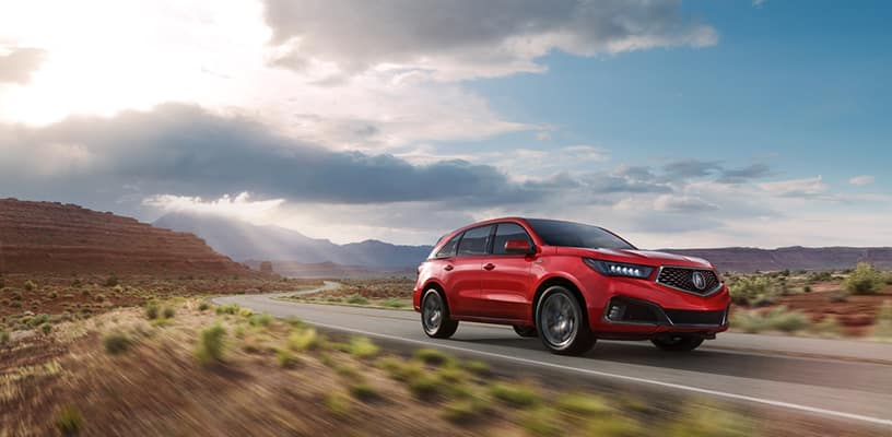 See the New 2019 Acura MDX A-Spec - Garber Acura of Rochester