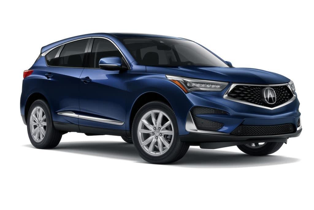 $429 per month 2019 RDX 10 Speed Automatic SH-AWD