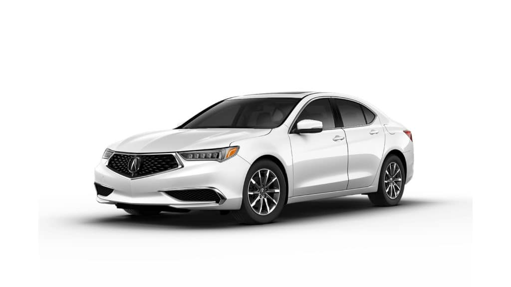 2020 Acura TLX Special APR Offer