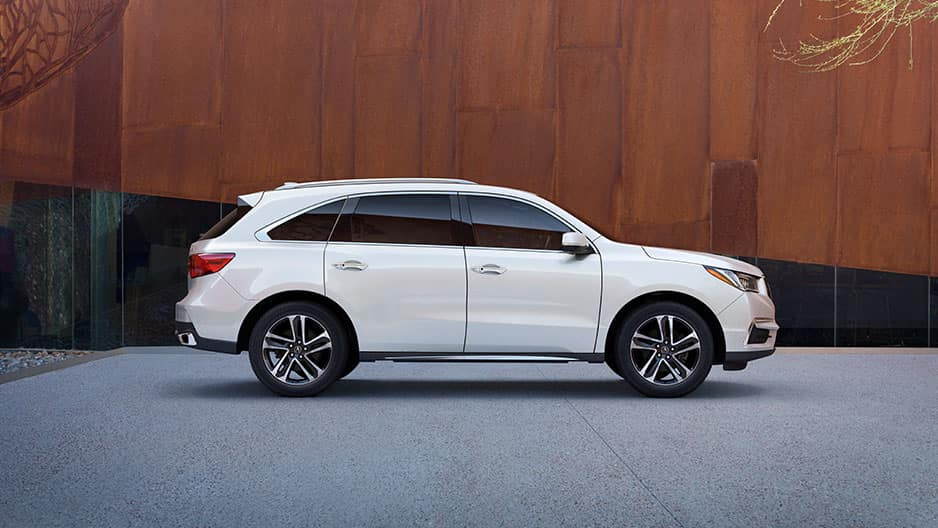Exterior Features of the New Acura MDX at Garber in Rochester, NY