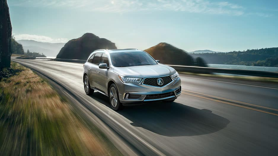 Performance Features of the New Acura MDX at Garber in Rochester, NY