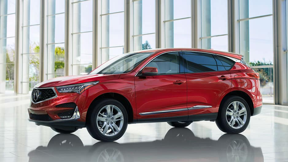 Exterior Features of the New Acura RDX at Garber in Rochester, NY