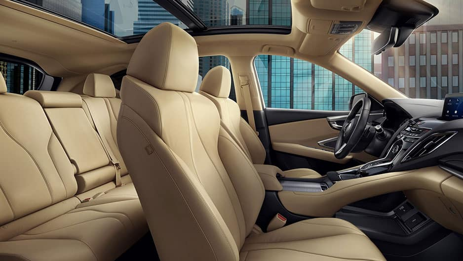 Interior Features of the New Acura RDX at Garber in Rochester, NY