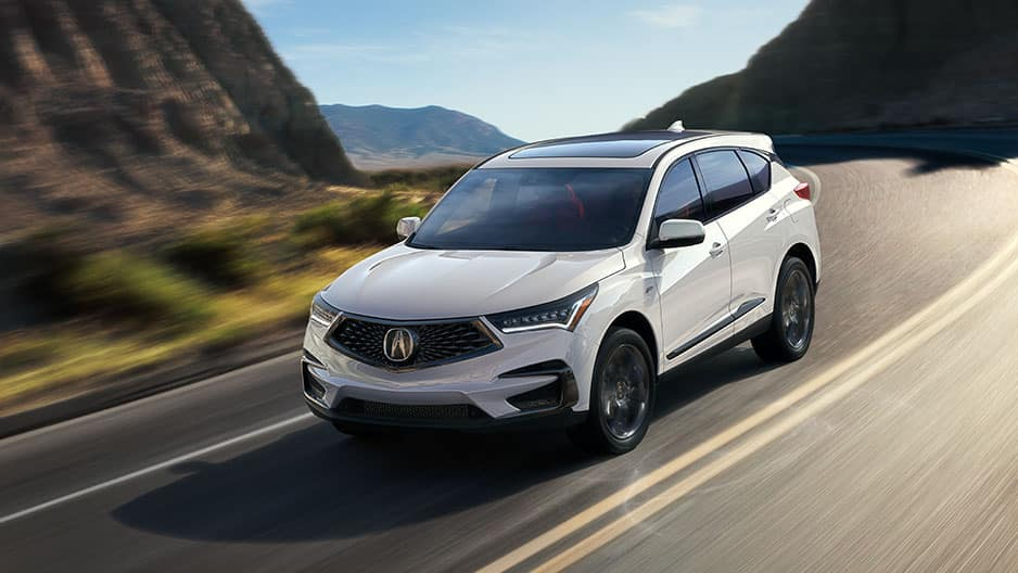 Performance Features of the New Acura RDX at Garber in Rochester, NY