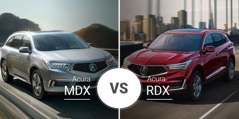 Acura Mdx Vs Rdx >> Acura Mdx Vs Acura Rdx Crossover Brothers Do Battle