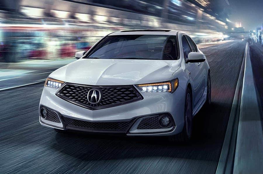 Acura TLX Vs  Honda Accord