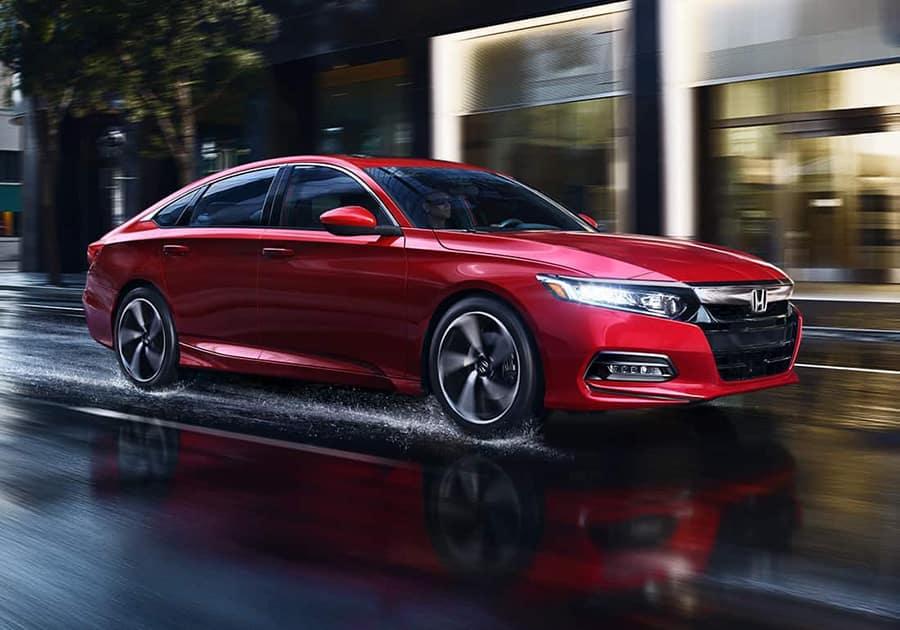 Acura RLX Vs  Honda Accord