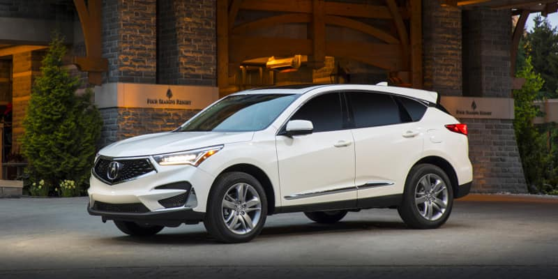 New Hue Highlights Changes As The 2020 Acura Rdx Rolls Into Showrooms