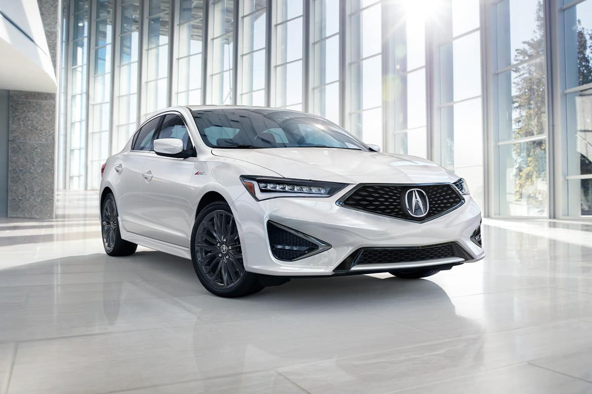 2020 Acura Ilx Vs 2020 Honda Civic