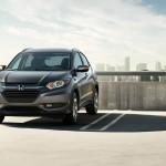 2016-Honda-HR-V-Front