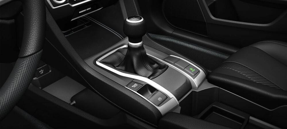 2017 Honda Civic Shifter