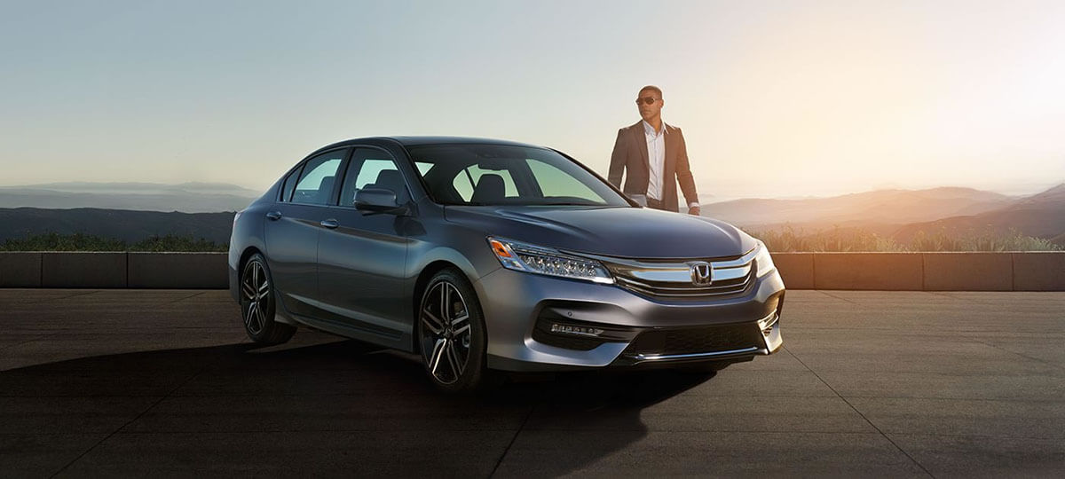 2017 Honda Accord Sedan sunset