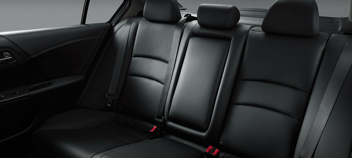 2017 Honda Accord Sedan seating