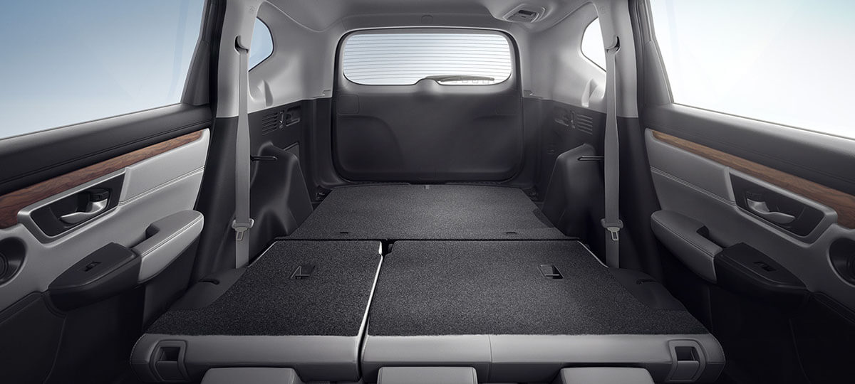 2017 honda cr-v storage