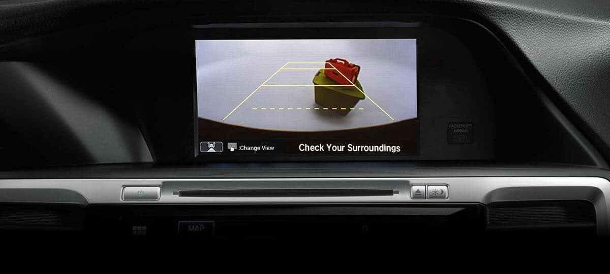 Honda Accord Backup Camera