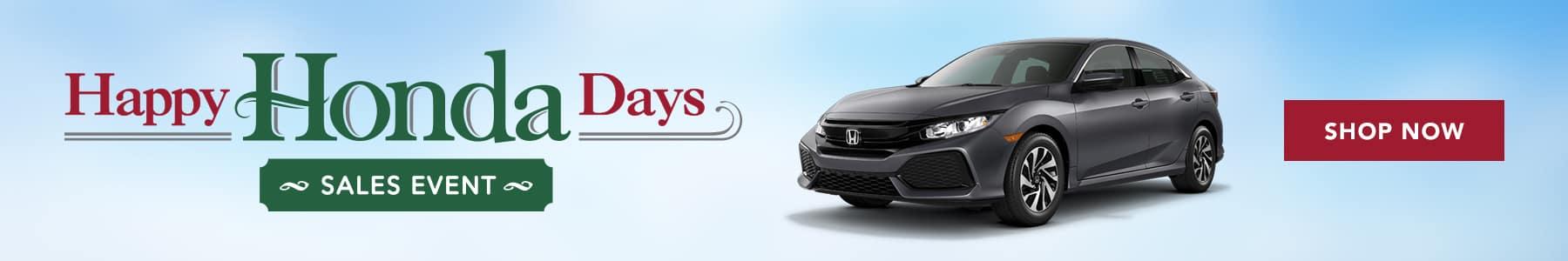 Happy Honda Days 2017