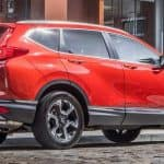 Honda CR-V Awards