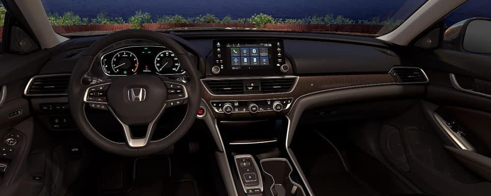 2018 Honda Accord Radio