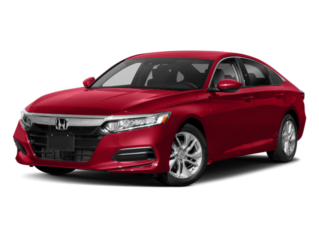 Red 2018 Honda Accord