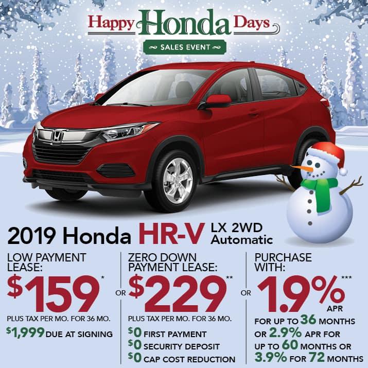HRV specials