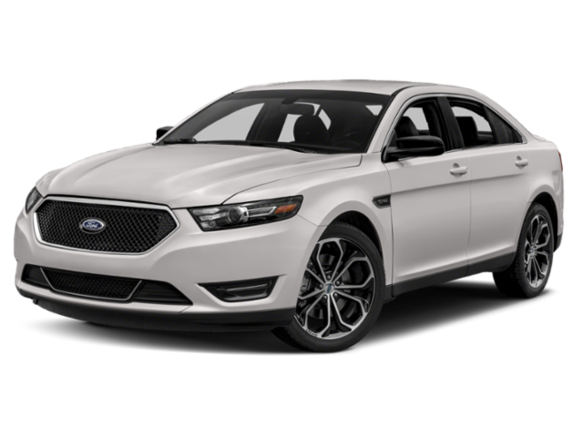 White 2019 Ford Taurus