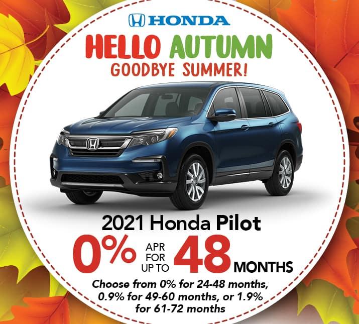 Honda Pilot APR special